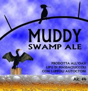 etichetta muddy