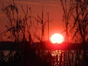 tramonto canneto