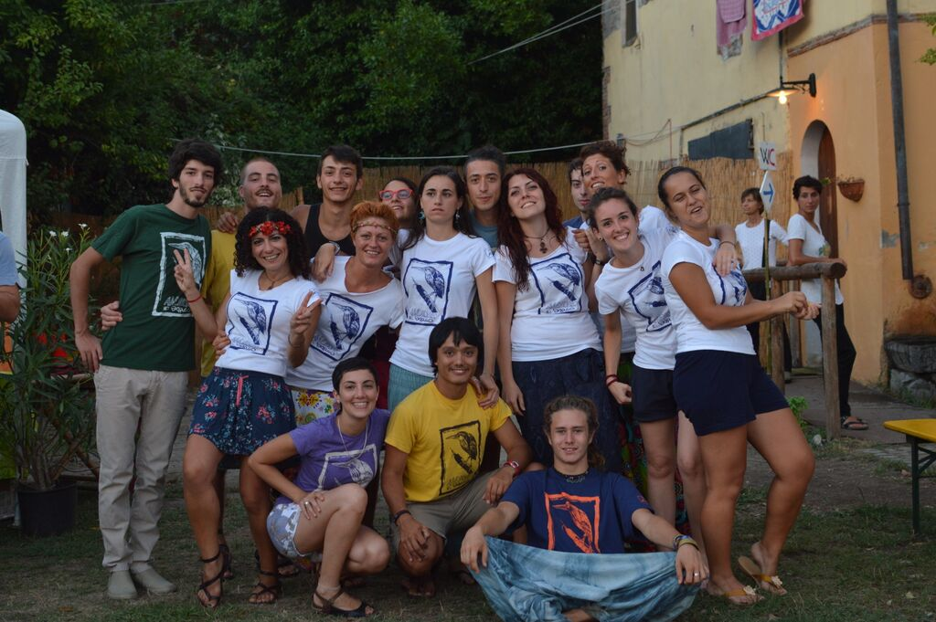 volontari_festa _foto di gruppo